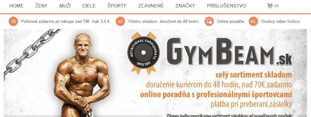 GymBeam.sk